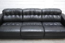 Leather Living Room Set Ds 40 Leather Living Room Set From De Sede For Sale At Pamono