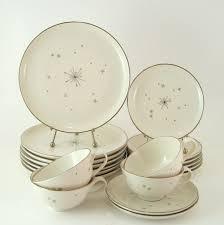 Modern Kitchens Of Syracuse Vintage Dinnerware Set Syracuse China Evening Star Mid Century