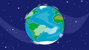 Earth Cartoon Images Group With 25 Items