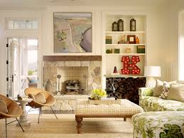 inspiration for a farmhouse formal carpeted living room remodel in san francisco with a stone fireplace