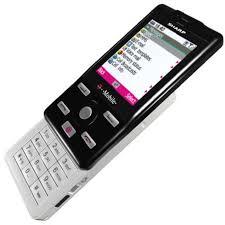 Cell phone Sharp TM100 3D Model $5 ...