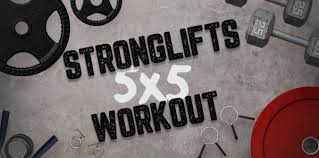 Strength Shoe Workout Chart Stronglifts 5x5 Workout Best Strength Training Program For