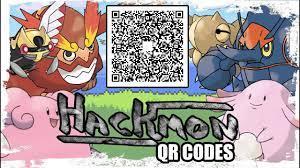 Battle qr codes pokemon sun and moon