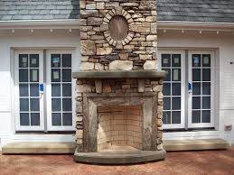 inspiring heat warming room decor with rumford fireplace ideas outdoor rumford fireplace with natural stone