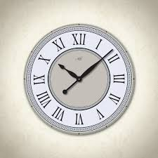 Small Picture oversized wall clock contemporary for inspiration Wall Clocks