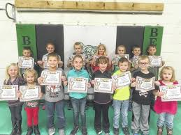 Beale 'Students of the Month' - The Point Pleasant Register