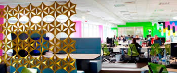funky office designs funky office design ideas for media company bhdm design office design 1