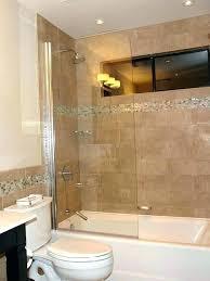 appealing glass tub shower doors frameless shower doors over tub glass shower doors over tub glass