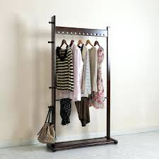 furniture for hanging clothes. Furniture To Hang Clothes In Modern Birch Wood Stand Hanger Living Room Standing For Hanging E