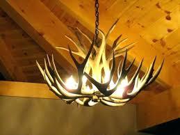 antler chandelier for adorable real deer antler chandelier in chandeliers for real antler chandelier for