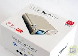 Обзор портативного <b>проектора ASUS ZenBeam</b> Go <b>E1Z</b>