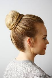 Image result for top knot