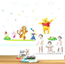 childrens room wall decals babies wall stickers cartoon wall decal baby room wall decor happy the