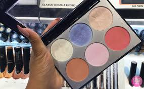 <b>Sephora Collection Holographic</b> Face & Cheek <b>Palette</b> ONLY $10 ...