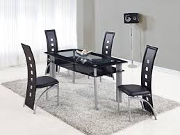 Extendable Kitchen Table Sets Cheap Extending Dining Table 6 Chairs Sawyer Extendable Dining