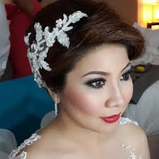 rama jee makeup artist wedding hair makeup in jakarta bridestory