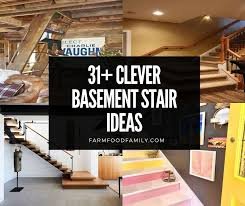 basement stair ideas and designs