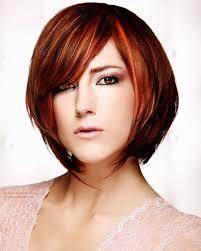 Modern Kort Kapsel Gekleurd Met Chi Ionic Permanent Shine Hair Color
