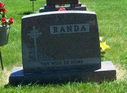 Neva Malinda Jacobson Randa (1889-1970) - Find A Grave Memorial