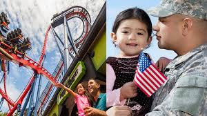 seaworld busch gardens offer free admission to u s veterans and their families