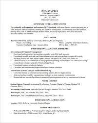 Programmer Resume Template Inspirational Programmer Resume Example