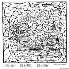 20 Dessins De Coloriage Magique Multiplication Imprimer L