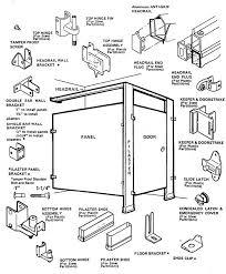 bathroom stall parts. Elegant Bathroom Stall Parts With Home Interior Design Ideas 17 M