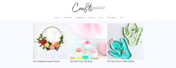 diy craft blogs 25 top craft blogs for crafty business ideas