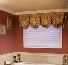 For Kitchen Curtains How To Make Curtain Valances Gingham Swag Valance Kitchen