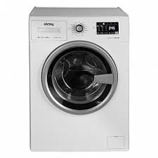 Узкая <b>стиральная машина KWM</b> 39F1265 - <b>Korting</b>