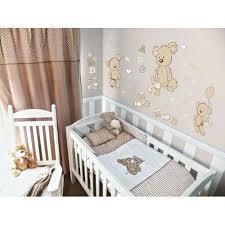 teddy bear nursery decor wall