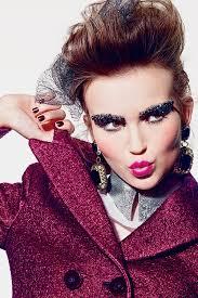 heathermary jackson fashion editor stylist rutger hair stylist peter philips makeup artist gina viviano manicurist nastya kusakina model