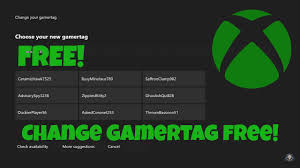 CHANGE XBOX GAMERTAG FOR FREE 2019 ...