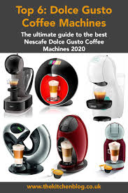 Make the perfect morning cup of coffee with the nescafe dolce gusto genio single serve coffee maker and espresso machine. Top 6 Dolce Gusto Coffee Machines 2020 Dolce Gusto Nescafe Smart Fridge