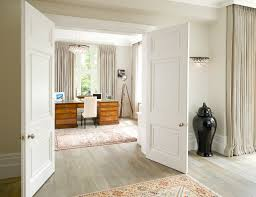 curtains for home office. Home Office Curtains. Basement Wall Colors Traditional With Beige Curtains Black Floor. For M