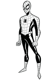 Small Picture Spiderman coloring pages climbing building ColoringStar