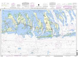 Noaa Intracoastal Waterway Charts Noaa Chart 11445 Intracoastal Waterway Bahia Honda Key To Sugarloaf Key