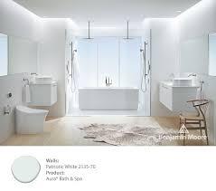 10 Ways To Add Color Into Your Bathroom Design  FreshomecomBenjamin Moore Bathroom Colors