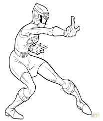 Coloring Pages Of Power Rangers Ranger Pink Free Coloring Pages