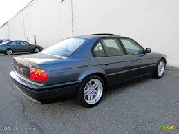 BMW 7 series 740i 1999 Technical specifications | Interior and ...