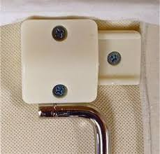mattress retainer bar. picture of top mount retainer bar bracket. mattress retainer bar