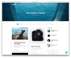 Small Picture 30 Best Personal Blog WordPress Themes 2017 Colorlib