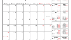 calendar for the month of may calendar 2018 may monthly template