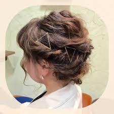 簡単ヘアアレンジ7daysを楽しむための時短まとめ髪