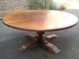 6 foot round dining table antique furniture warehouse huge 2 metre diameter antique oak co round