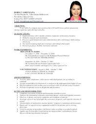 Sample Resumes 2017 Mechanic Resume Example Resume Sample 2017