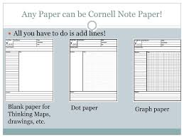 Cornell Notes Graph Paper Magdalene Project Org