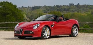 2010 Alfa Romeo 8C Spider » Dylan Miles