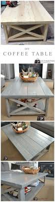 15 Easy DIY Reclaimed Wood Projects. Rustic Wood Coffee TableDiy ...