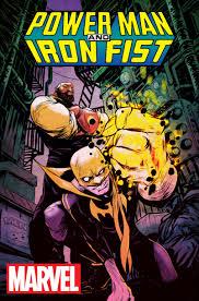 Powerman and iron fist website